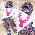 PINK BUCK 3-piece Camo Set