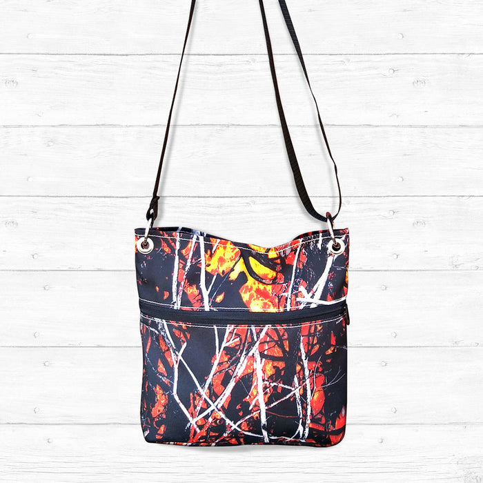 Wildfire Camo Crossbody Bag