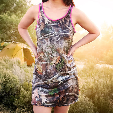 Camo Nightgown