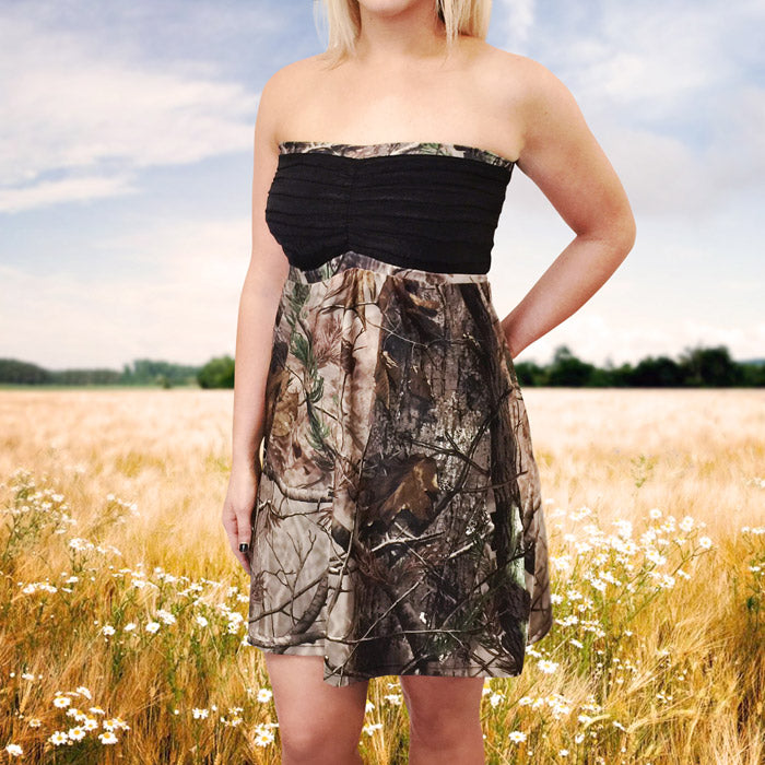 Camo Sundress