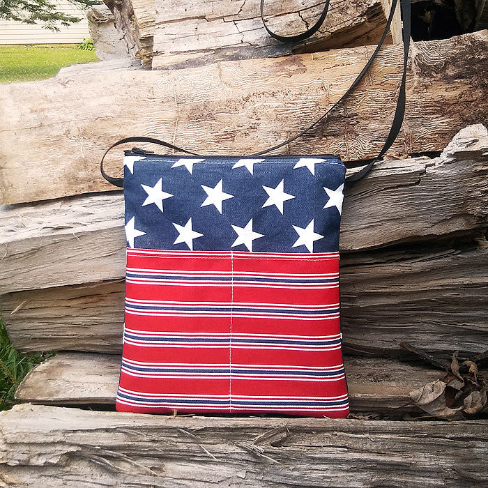 Stars & Stripes Minibags Gift Set (of 3)