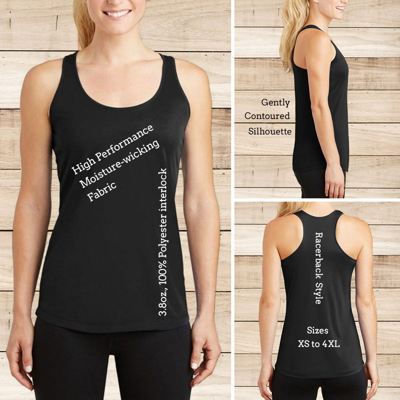 Girls Just Wanna Have Guns Workout Tank