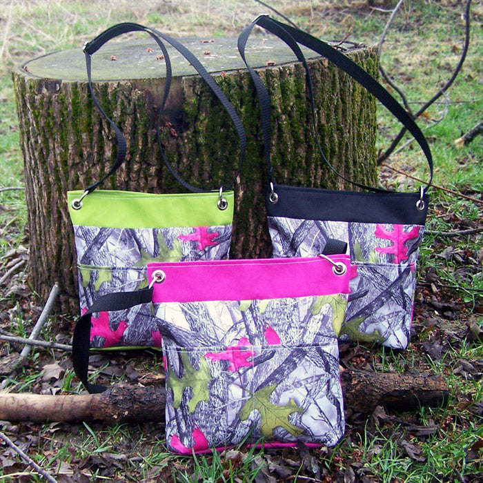 Camo Crossbody Bags (Limited Edition)
