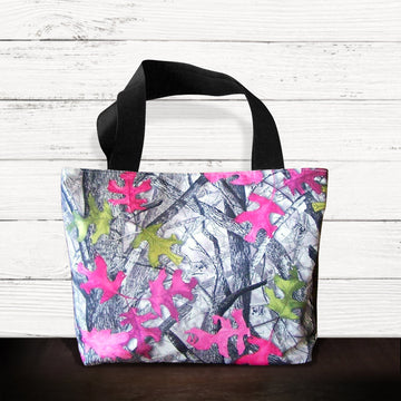 Large Sassy-B Camo Shoulder Bag