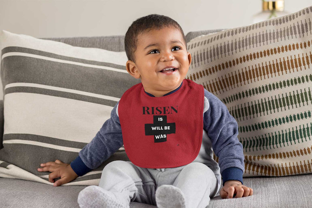 Is Will Be Was - Baby Bib