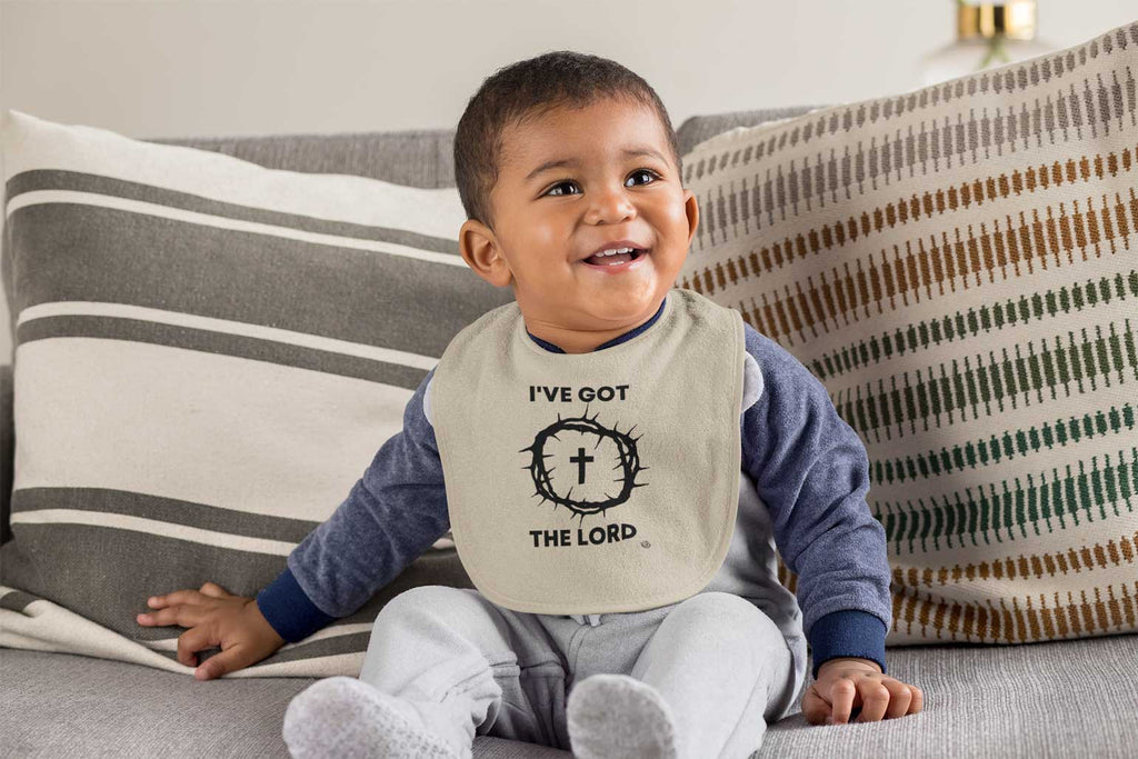 I've Got the Lord - Baby Bib