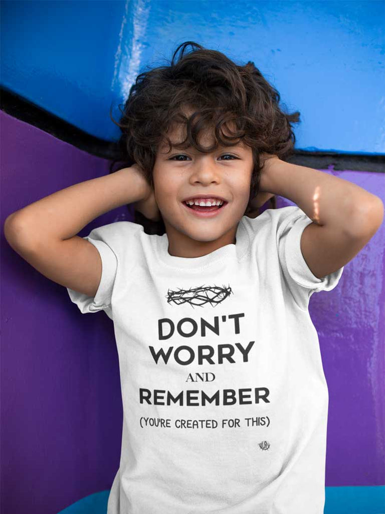 Don't Worry, Remember - Youth T-Shirt