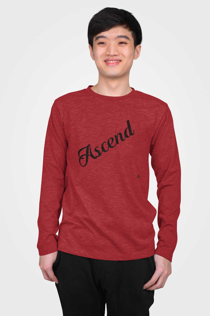 Ascend - Youth Long Sleeve Shirt