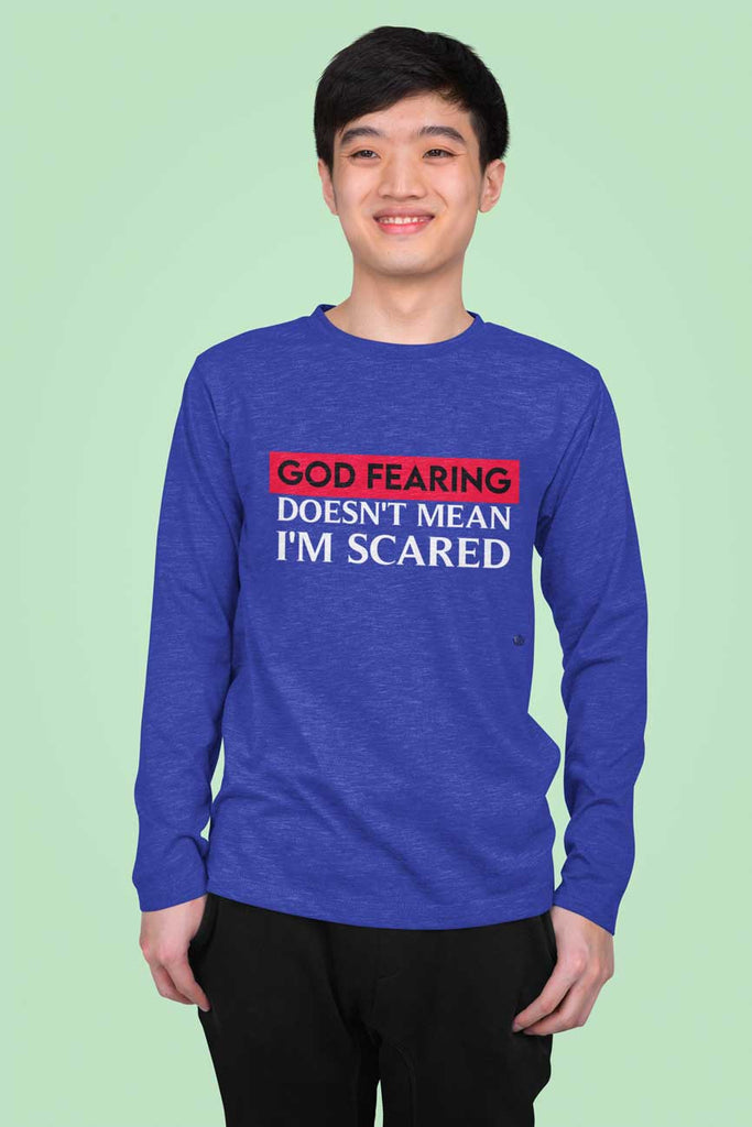 God Fearing - Youth Long Sleeve