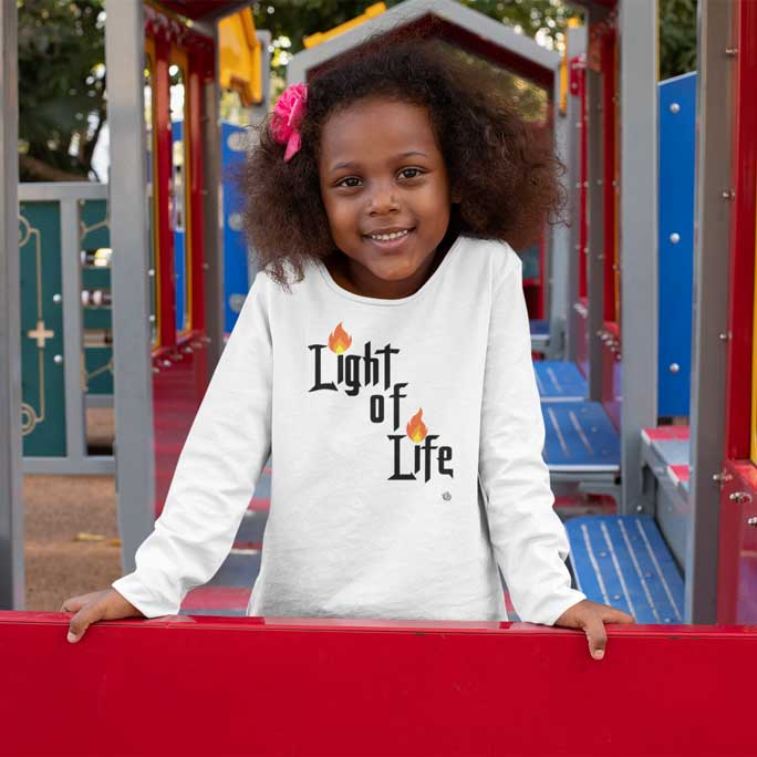 Light of Life - Youth Long Sleeve