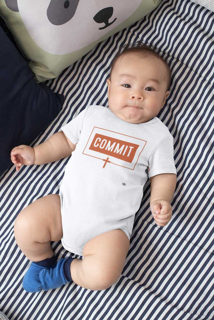 Commit - Baby Onesie