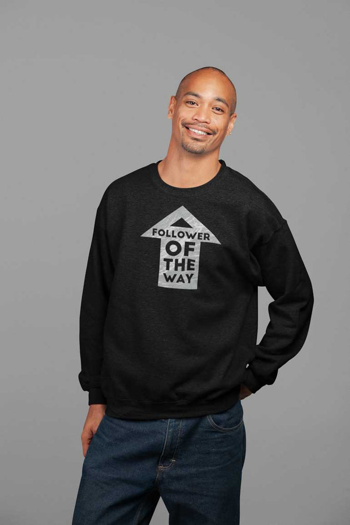 Follower of the Way - Men's Long Sleeve Shirt