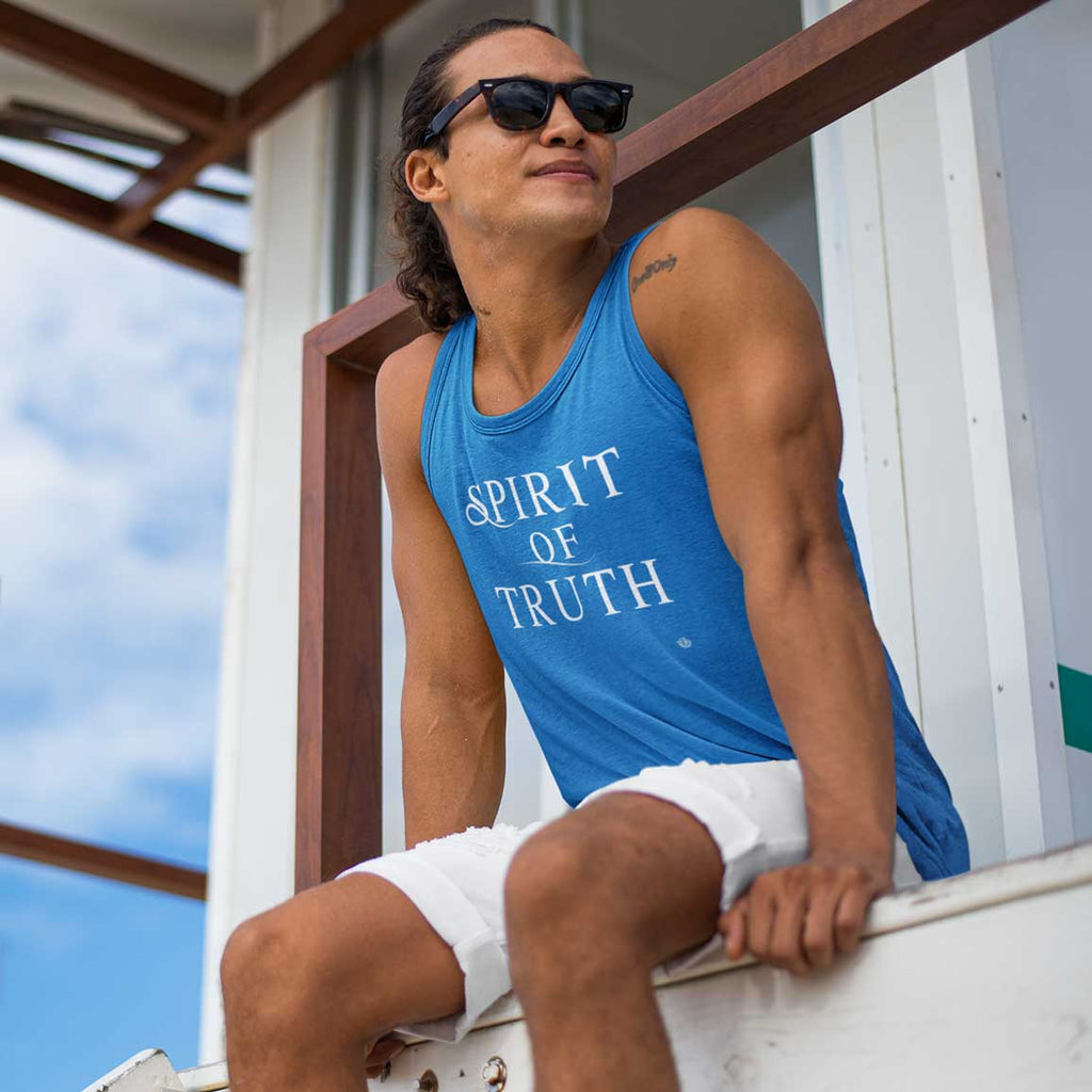 Spirit of Truth - Men's Unisex Tank