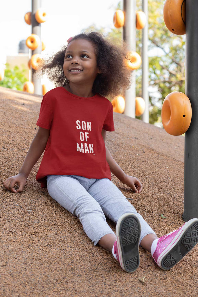 Son of Man - Toddler Jersey T-Shirt