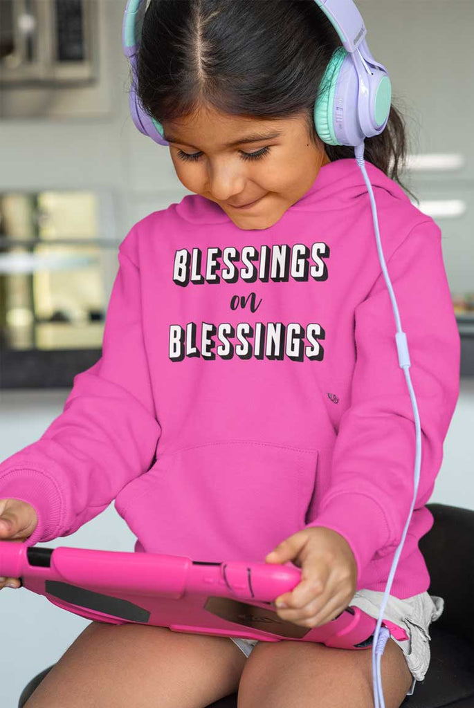 Blessings on Blessings - Youth Hoodie
