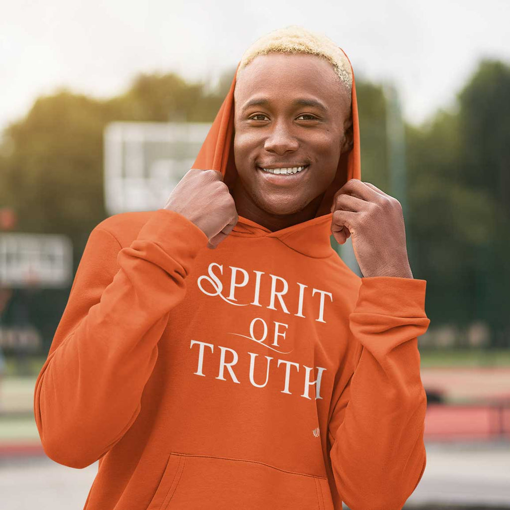 Spirit of Truth - Men's Pullover Hoodie