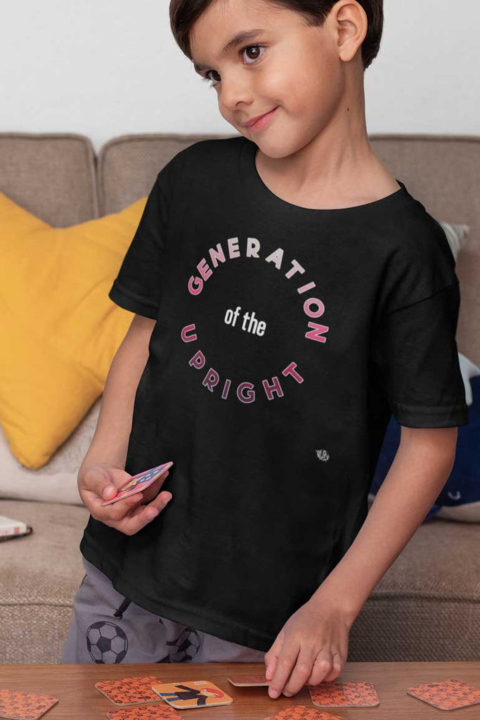 Generation of the Upright - Youth T-Shirt