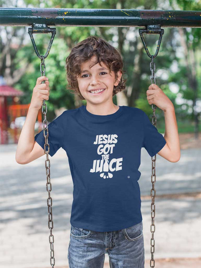 Jesus Got The Juice - Youth T-Shirt