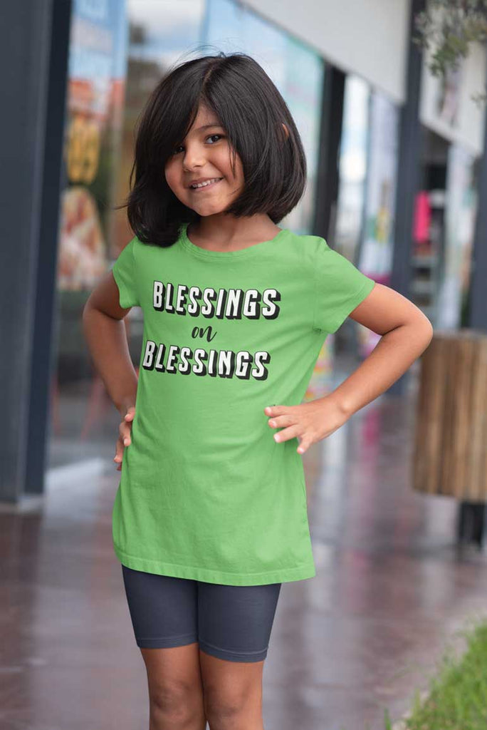 Blessings on Blessings - Youth T-Shirt