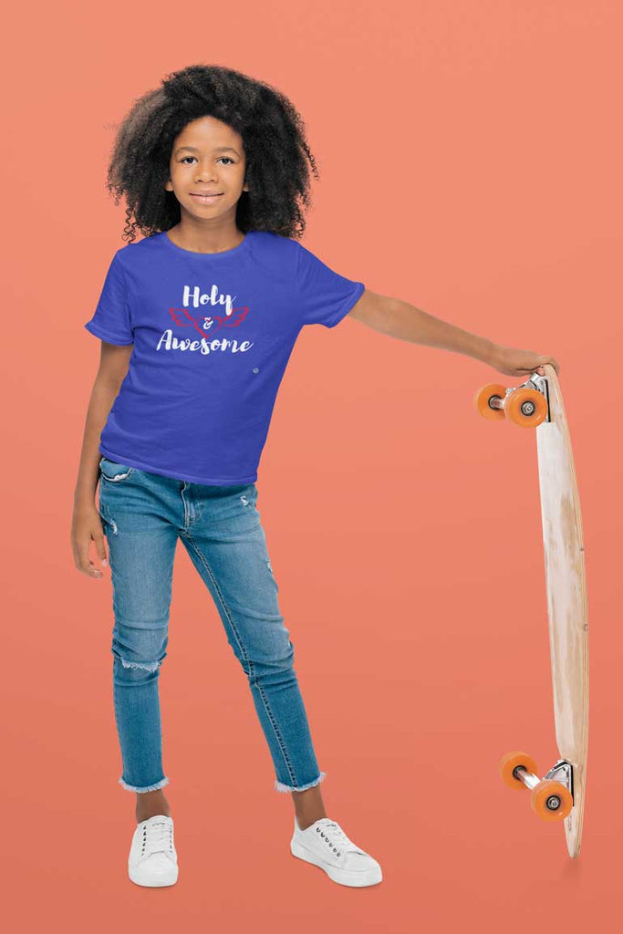 Holy & Awesome - Youth T-Shirt