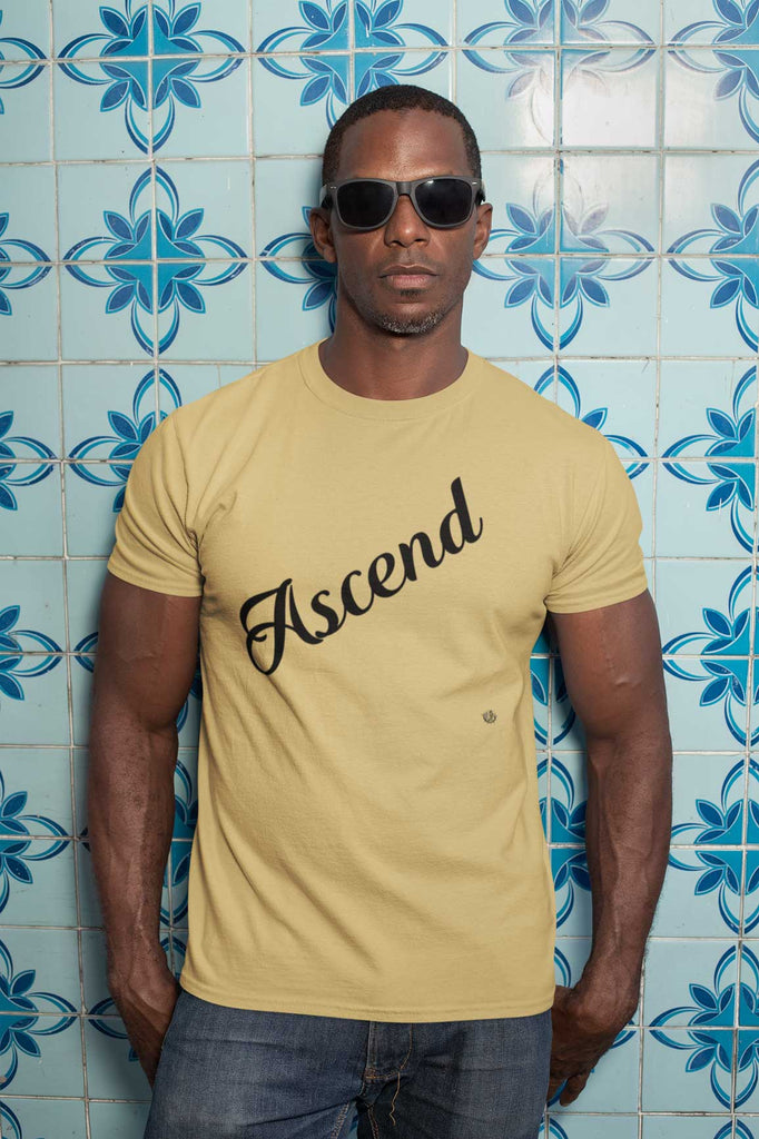 Ascend - Men's Short Sleeve T-Shirt