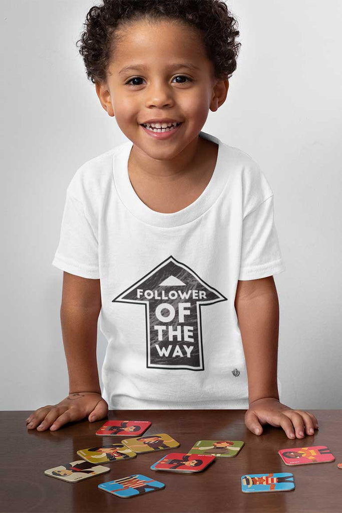 Follower of the Way - Toddler T-Shirt