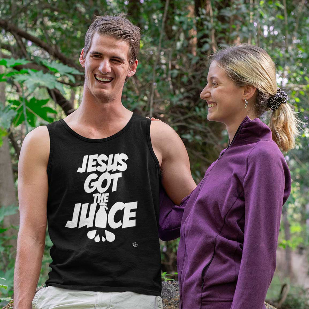 Jesus Got The Juice - Men's Unisex Tank