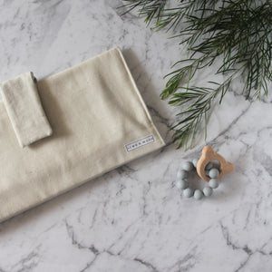 NAPPY WALLET - STONE