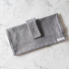 NAPPY WALLET - GREY