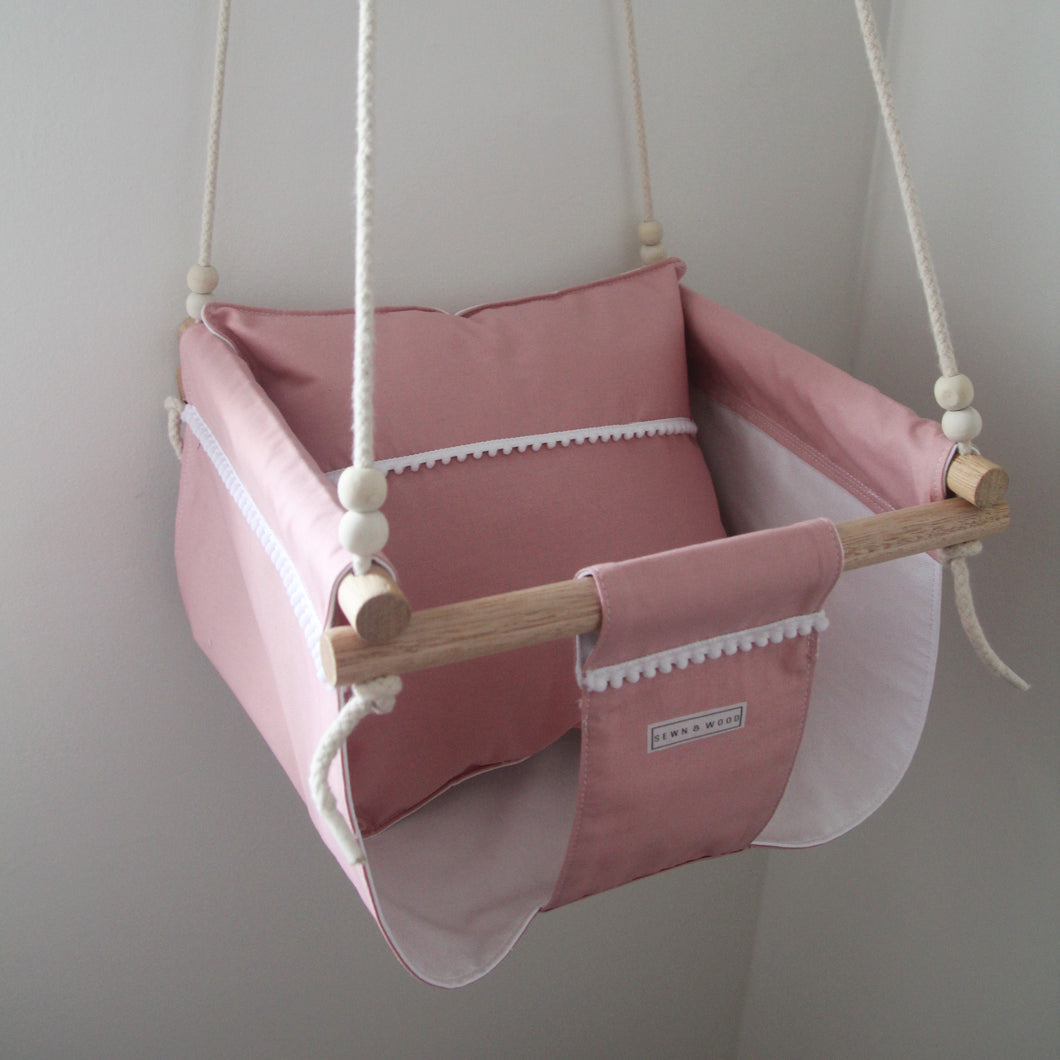 DUSTY PINK SWING