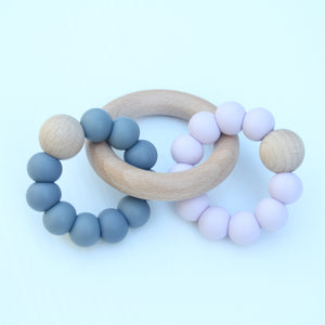 DUAL COLOUR TEETHERS