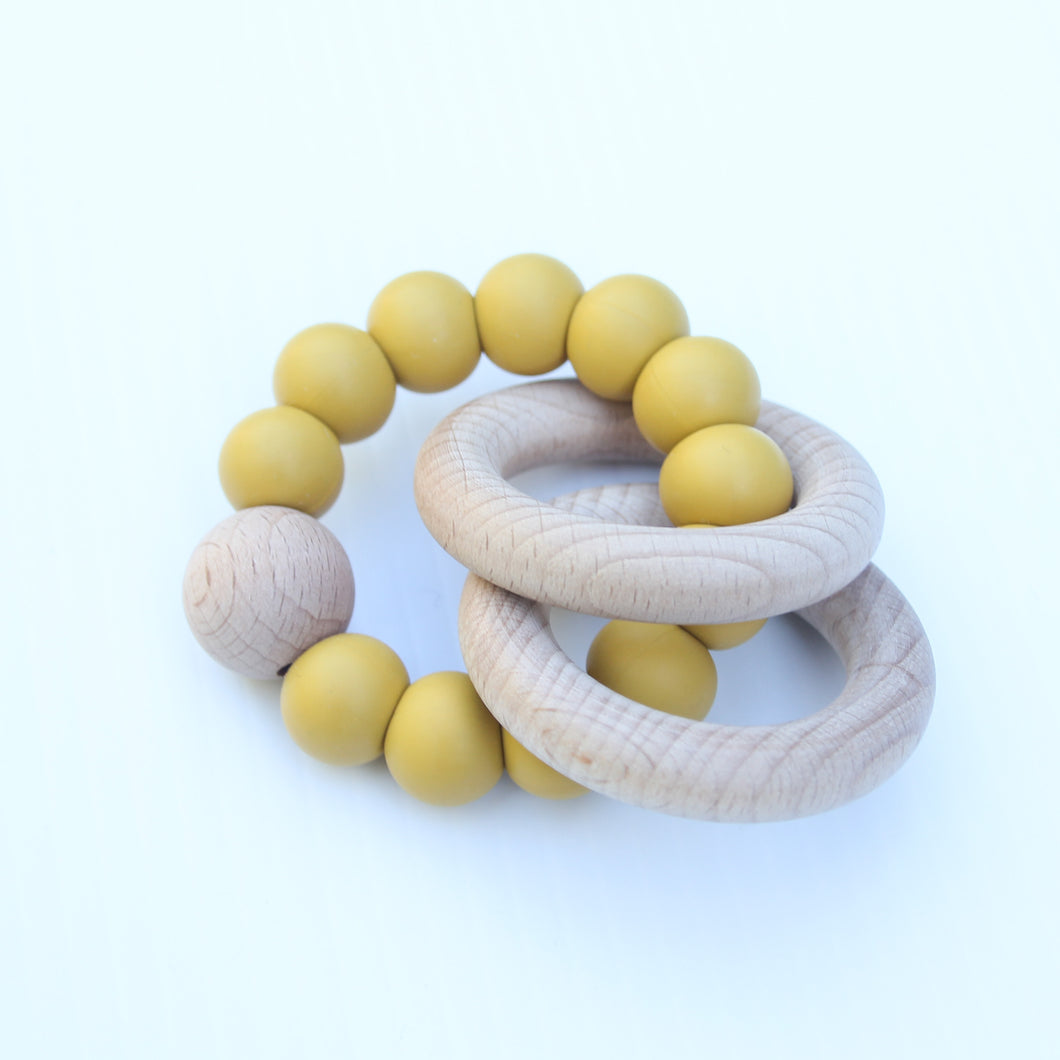 DOUBLE RING TEETHERS