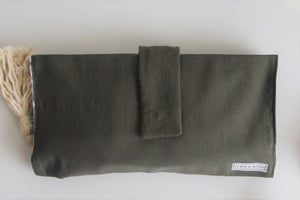 NAPPY WALLET - OLIVE