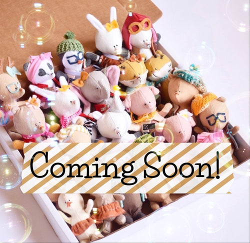 New Critters Coming Soon!