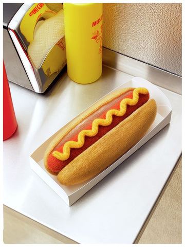 woolly hotdog2110 crop - ART GOODS SHOP