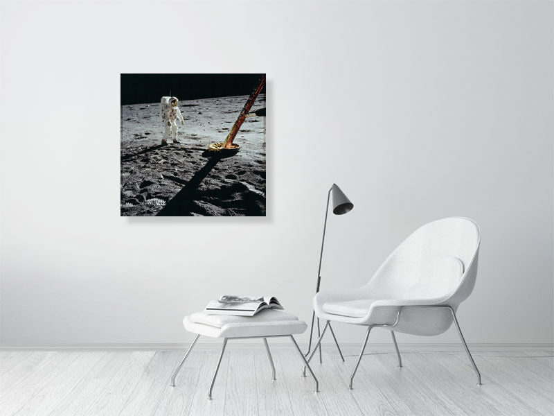 Buzz Aldrin, Apollo 11, 1969 - ART GOODS SHOP