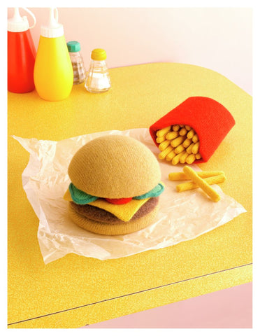 wool burger cropped final - ART GOODS SHOP