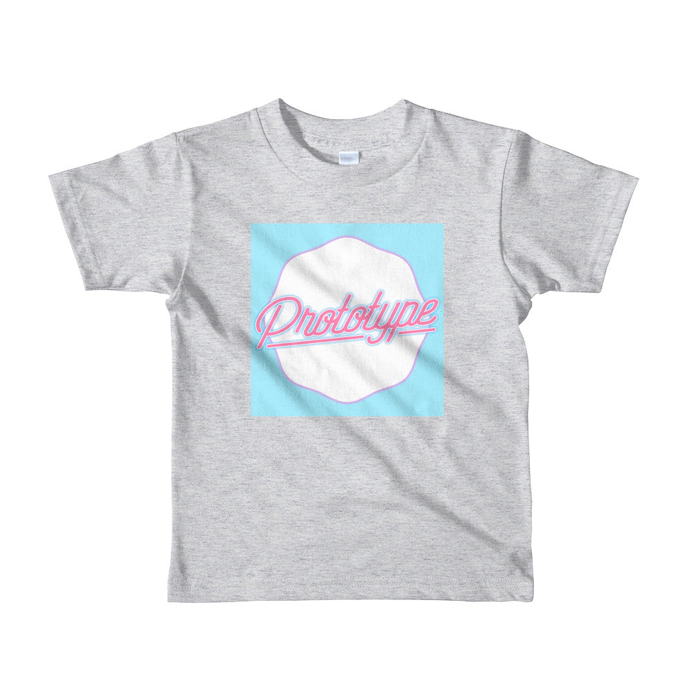 "Kids Developer's t-shirt ""Prototype"" (2-6 yrs) kids clothes - ART GOODS SHOP"