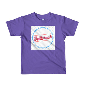 "Kids Developer's t-shirt ""Fullstack"" (2-6 yrs) kids clothes - ART GOODS SHOP"