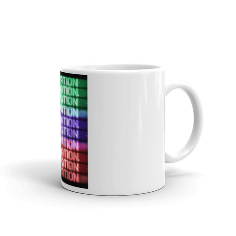 "Art Mug ""INNOVATION"" - ART GOODS SHOP"