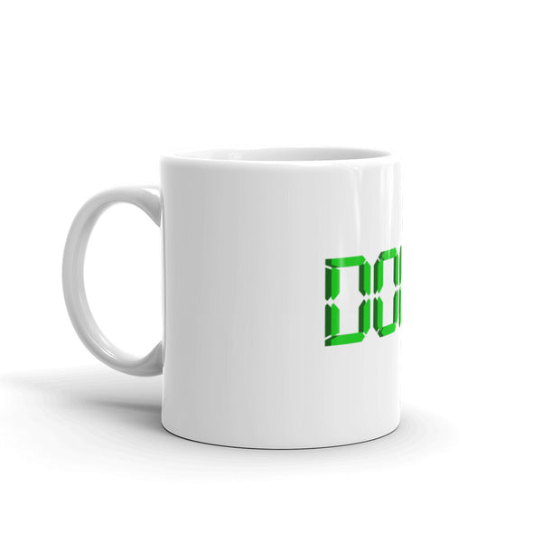 "Digital Art Mug ""DONE"" for Your Kanban Board - ART GOODS SHOP"