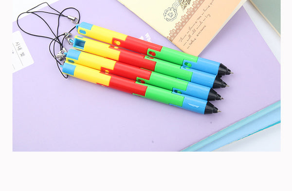 Creative Foldable Plastic Ballpoint Pen - ART GOODS SHOP