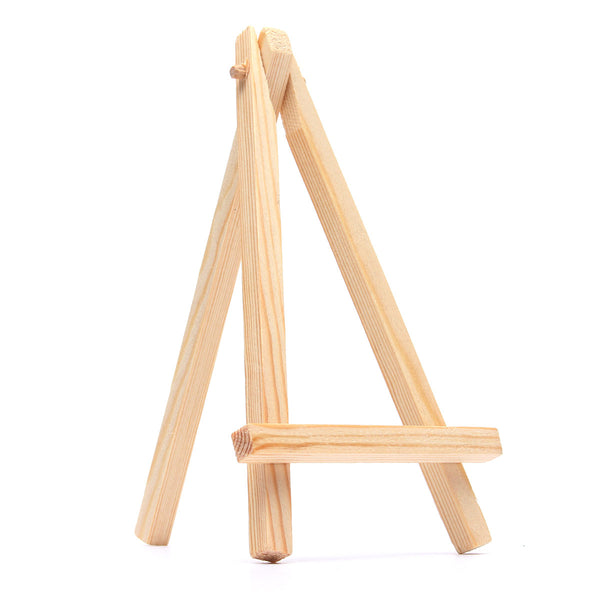 Artist Wood Easel Wedding Table Number Place Name Card Photos Stand Display Holder DIY Party Table Tools - ART GOODS SHOP