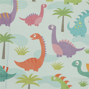 [2pcs/Set] Cartoon dinosaurs Kraft paper gift bag Party - ART GOODS SHOP