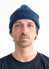 CANADIAN BEANIE - DENIM BLUE//TUQUE CANADIENNE - BLEU DENIM