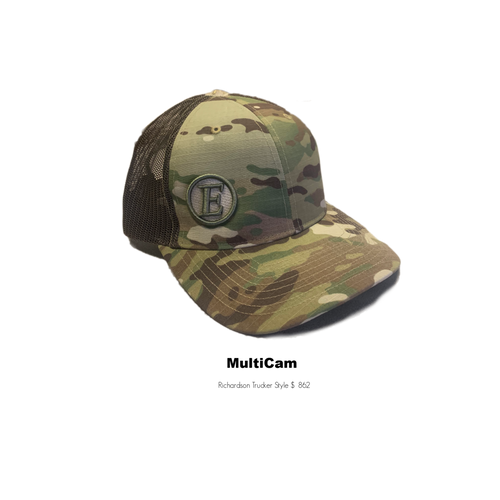2020 MultiCam Enduro Trucker Hat