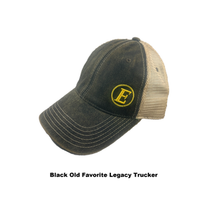 Old Favorite Black Legacy Ballcap
