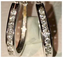 Birks Diamond Hoop Earrings