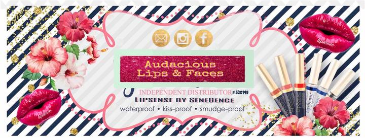 The Audacious Boutique - Independent LipSense by SeneGence Distributor ID # 520149