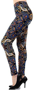 Buttery Soft Leggings in Various Designs - The Audacious Boutique